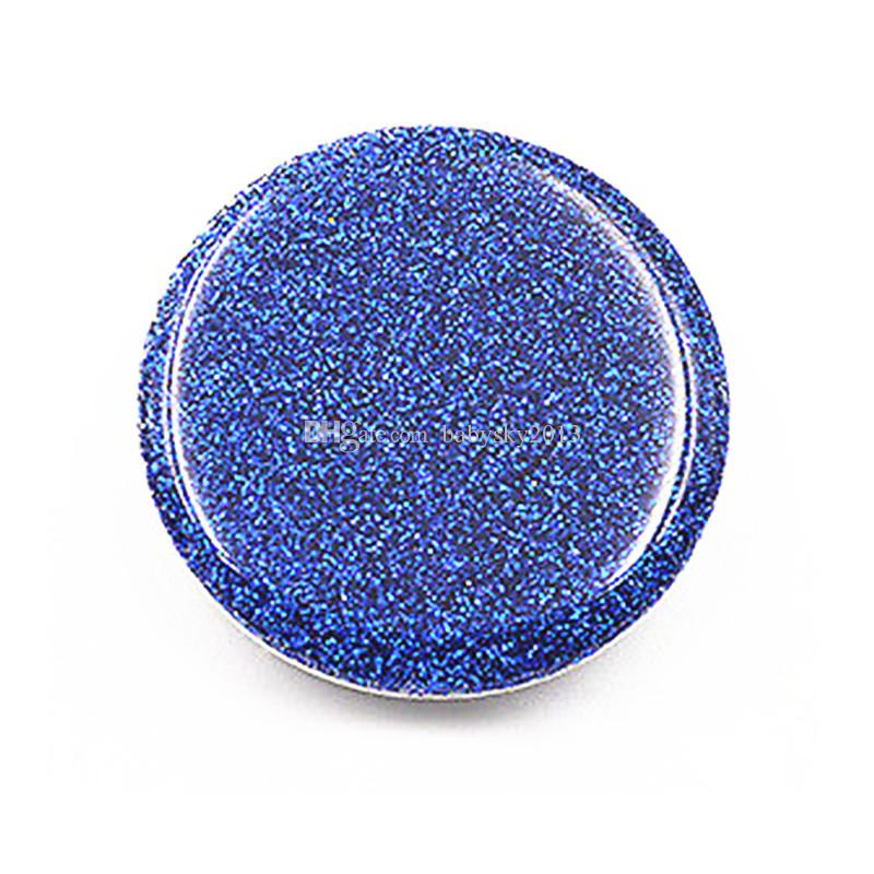 Universal Cell Phone Holder colorido Titular Glitter Telefone Mount com suporte saco OPP 360 Degree Stander Para iphone Samsung tablet pc