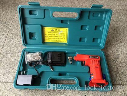 JSSY أحدث الكهربائية عثرة مفتاح بيك Gun-25 بندقية دبابيس ، الإمدادات انه الجيل الثالث العالمي عثرة الكهربائية اختيار قفل بندقية فتح أداة