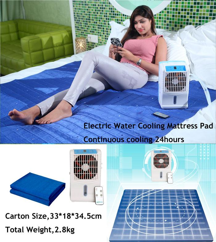 electric cooling mattress pad 2019 Coolbuddy Home Bedroom Use Special For Summer Cooling Pad  electric cooling mattress pad