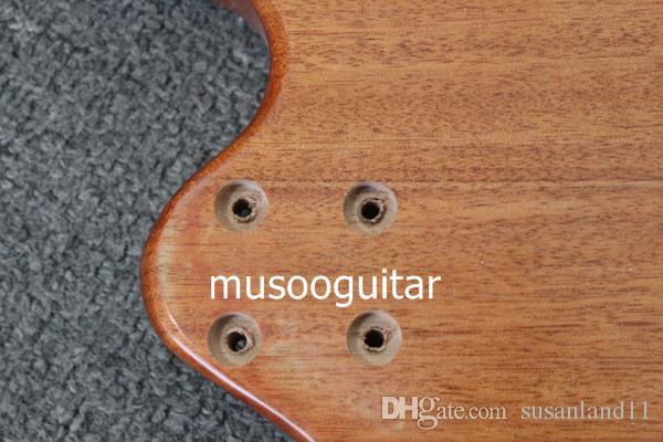 هيئة الغيتار الكهربائي العلامة التجارية الجديدة لتصميم التنين