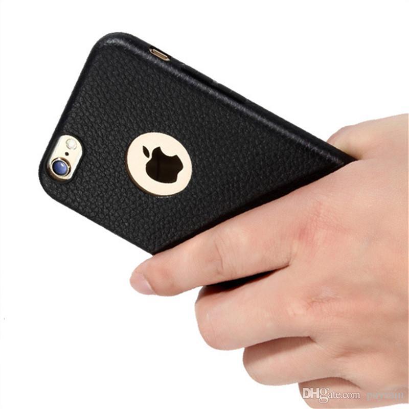 Мода ультра тонкий кожа модель телефона CasesFor Яблоко iPhone Х 8 7 плюс 6 чехол для iPhone 6 чехол Чехол для iPhone 6с Капа Коке