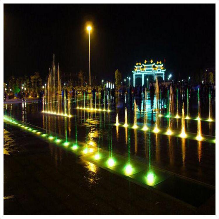 Estanque lámpara de piscina LED iluminación subacuática RGB LED luz de larga duración vida IP68 de alta potencia chip LED Fuente plaza impermeable