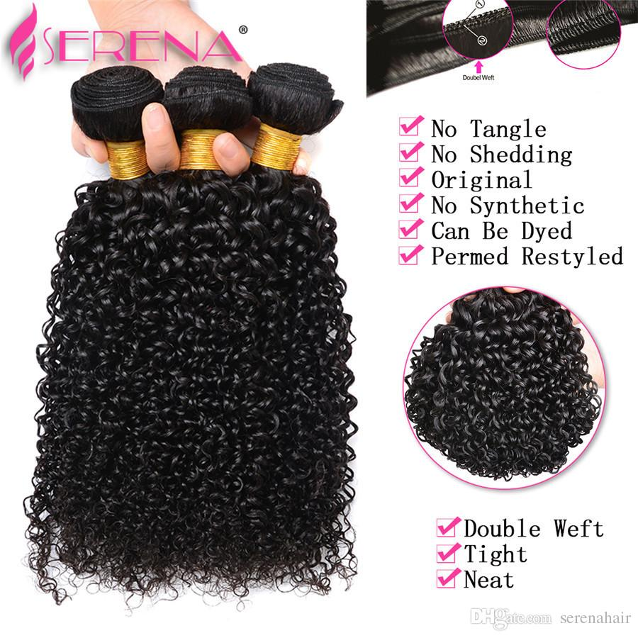 Brazilian Virgin Weave With Closure Virgin Hair 4 Bundles With Closure Ear To Ear Lace Frontal With Bundles Deep Curly Human Hair Weave