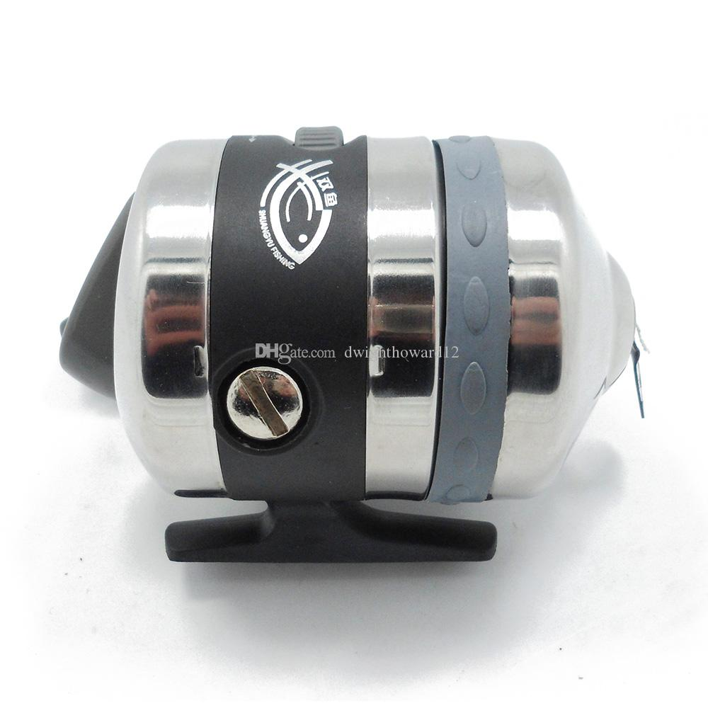 Fishing Spinning Reel Spincast Reel Gear Ratio 3.3:1 for Compound Bow