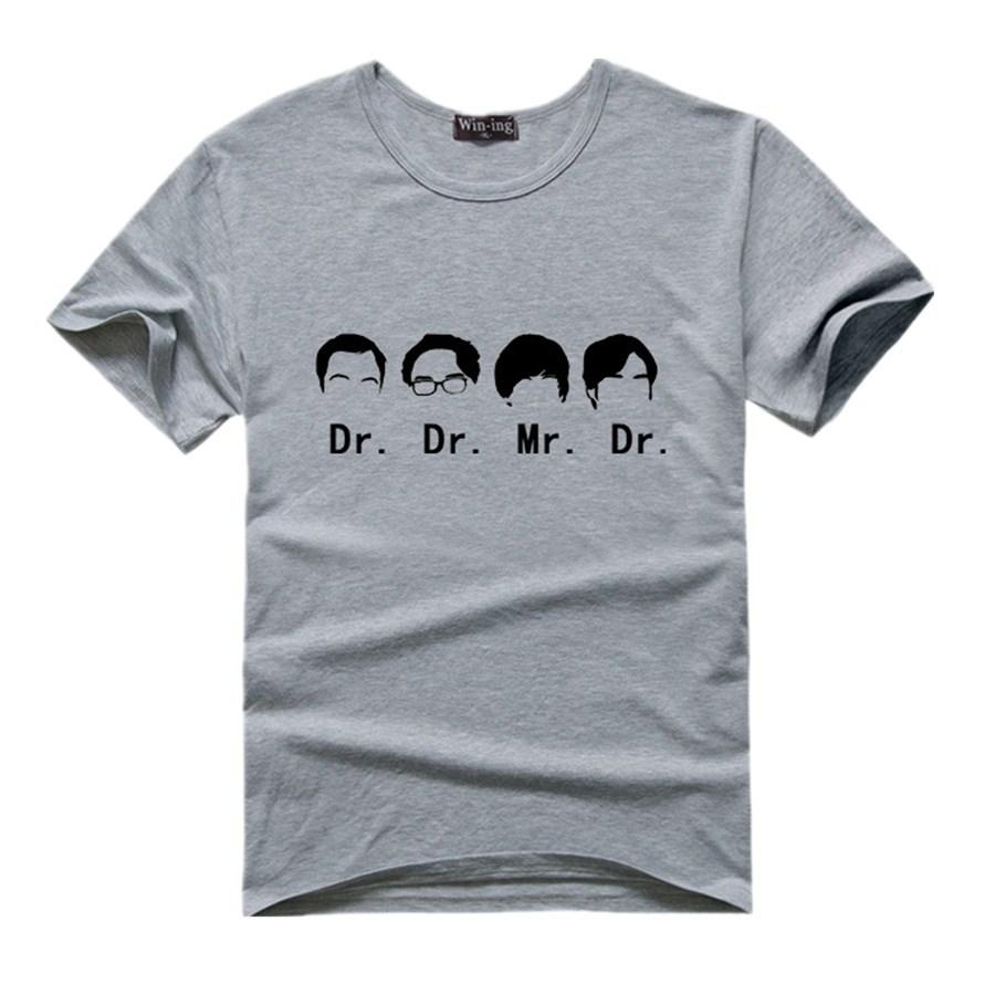 Koothrappali Cooper Femme 4 Hommes Du Big Theory Shirts T Bang The Dr Manches Dr hofstadter Acheter Liqyi0304 7 De Courtes wolowitz M Tops Leonard nqw71Yz4