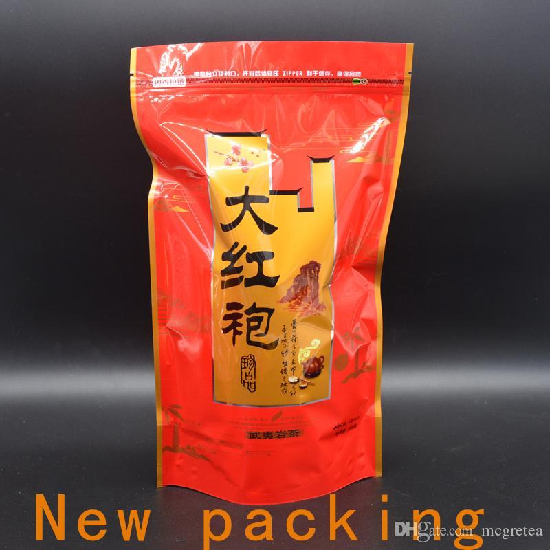 Фабрика прямых продаж 250 г высшего класса 2021 CloverShrub Dahongpao красный халат Dahongpao чай чай