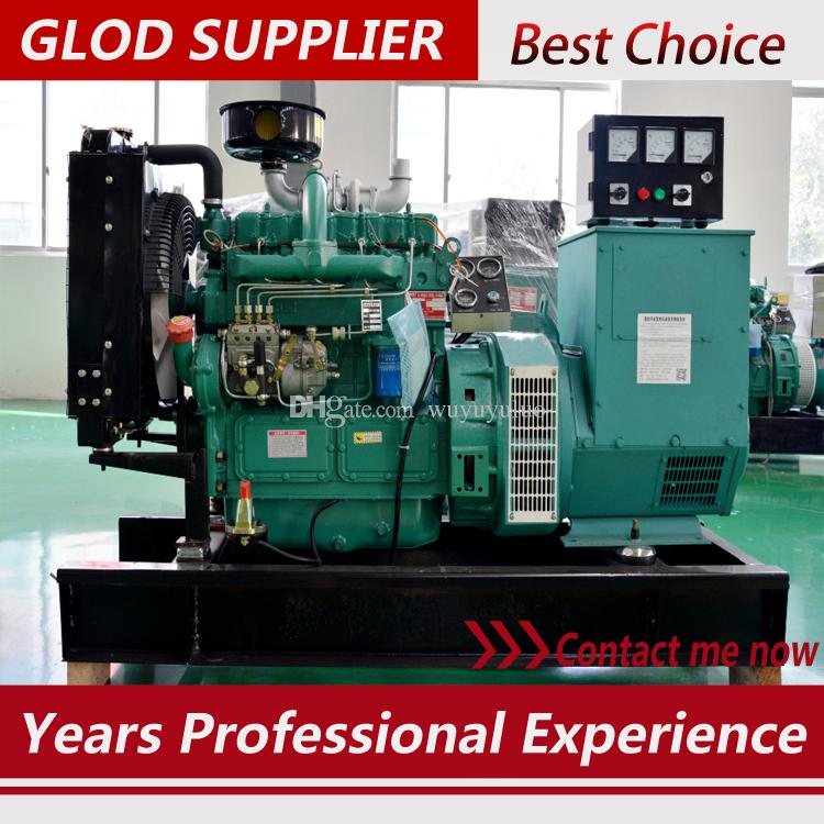 Diesel Generator For Sale >> 40kw Diesel Generator 50kva Generator Price With Brushless Alternator Three Phase Soundproof Generators With 4100zd Engine