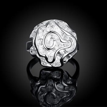 Hot 925 sterling silver rose collar brazaletes Anillos Aretes Conjunto de joyas encanto regalos de boda para las mujeres /