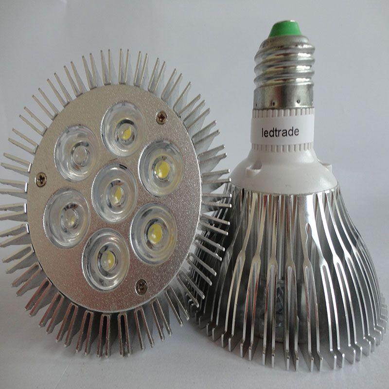 Factory Sale PAR30 LED Spotlight Lamp 5W 7W Spot Light LED Bulb ...