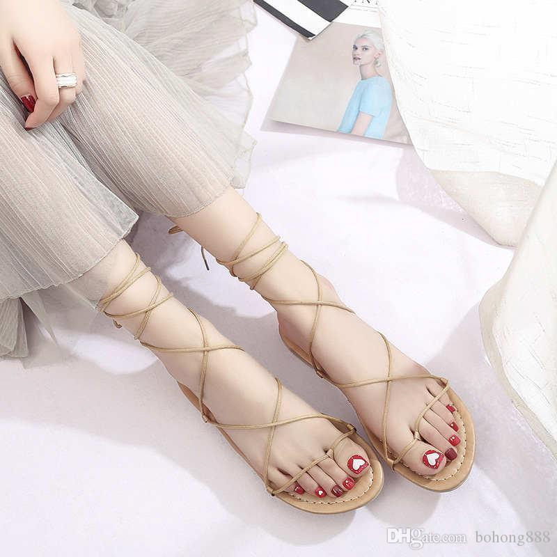 9ed7d6660359ba The Best-selling Hot Style Women s Sandals Casual Flat with a Lady s ...