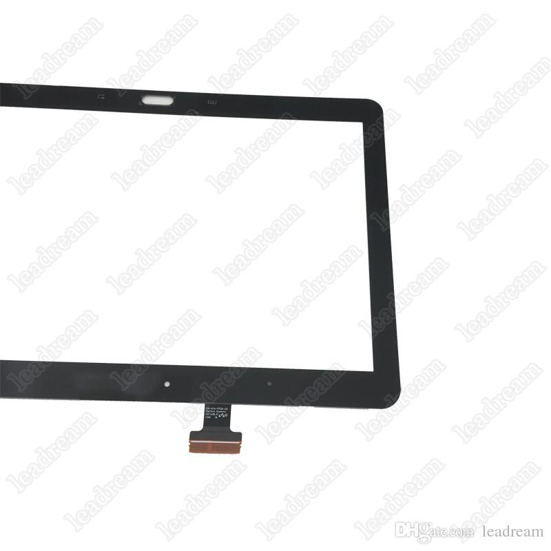 Touch Screen Digitizer Glass Lens for Samsung Galaxy Tab Pro 10.1 T520 free DHL