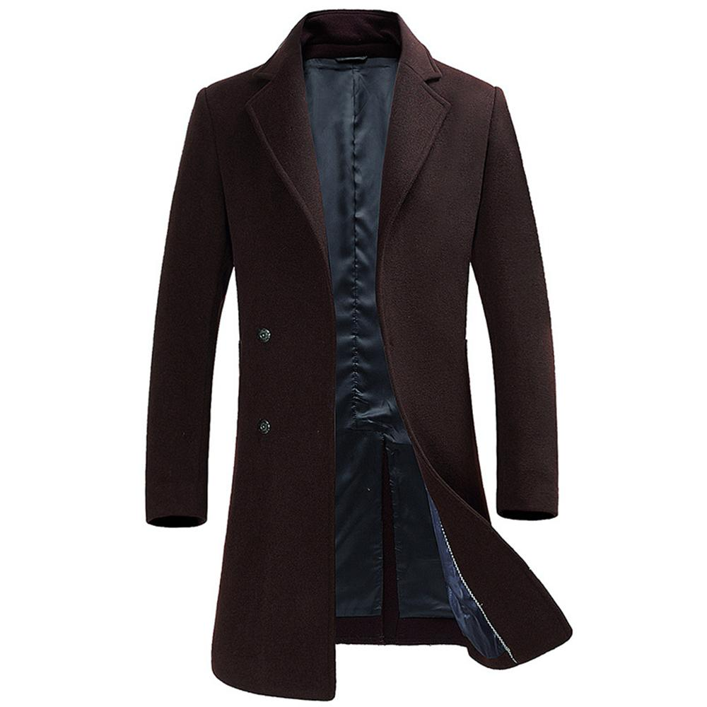 Blue Trench Coat Male Online | Blue Male Trench Coat for Sale