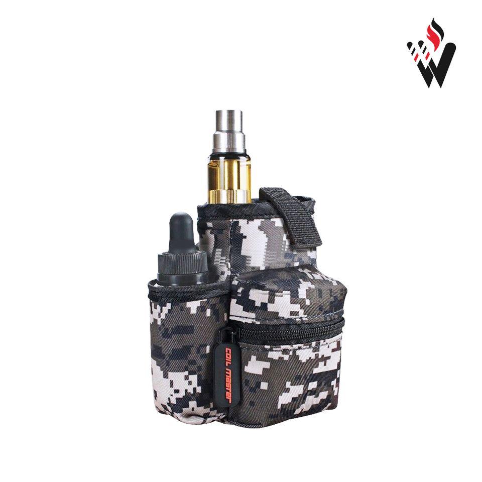 Sacchetto kit di strumenti sigaretta elettronica Vape PBag Vapor RBA RDA Mod meccanico Strumento fai da te Custodia trasporto Caso PBag