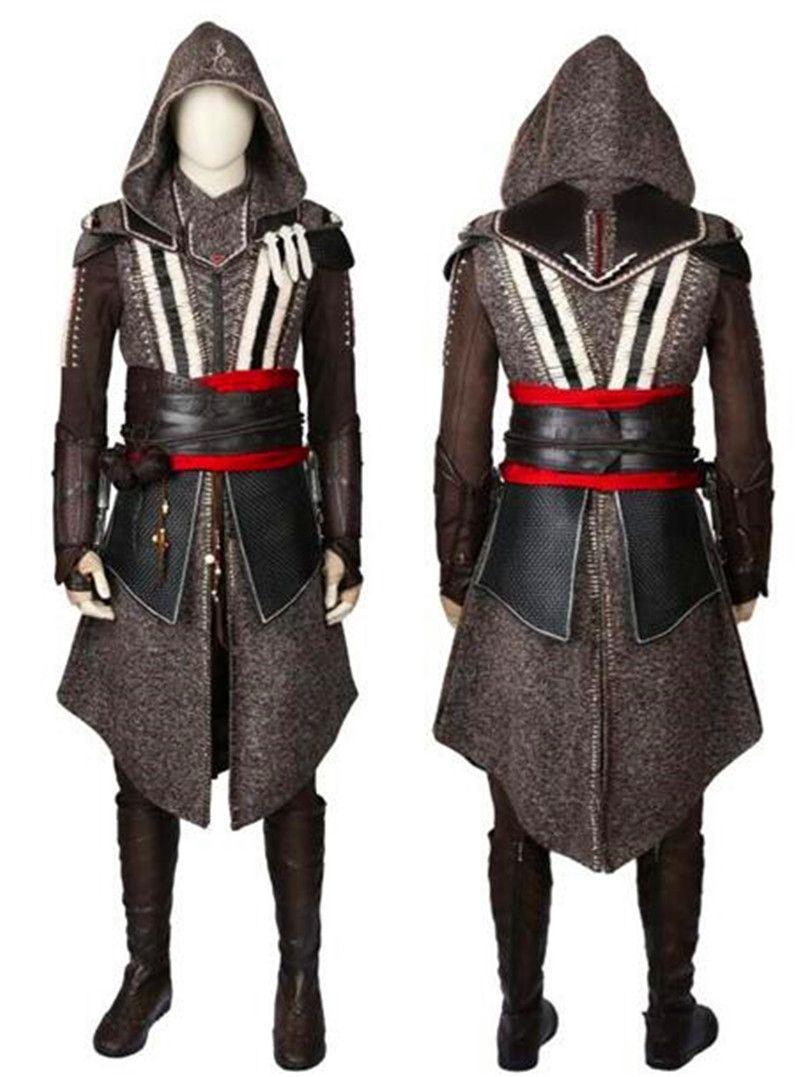 Movie Assassin S Creed Callum Lynch Cosplay Costume