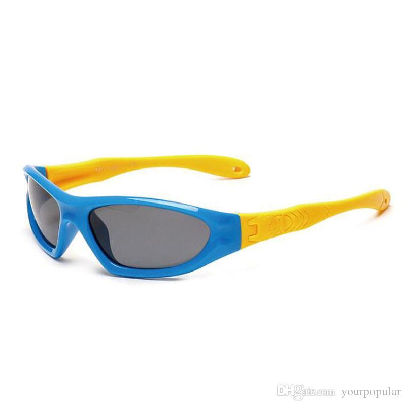 702247e56a Compre Bebé TAC Polarizado Niños Gafas De Sol Niño Recubrimiento De  Seguridad Ojos De Gato Gafas Moda Al Aire Libre Gafas De Deporte Sombras  Oculos A $4.36 ...