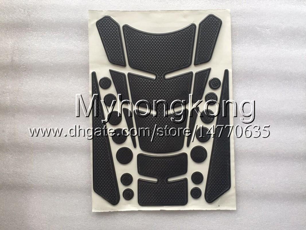 23Colors 3D Carbon Fiber Gas Tank Pad Protector For HONDA CBR250RR 88 89 MC19 CBR250 RR CBR 250RR CBR 250 RR 1988 1989 3D Tank Cap Sticker