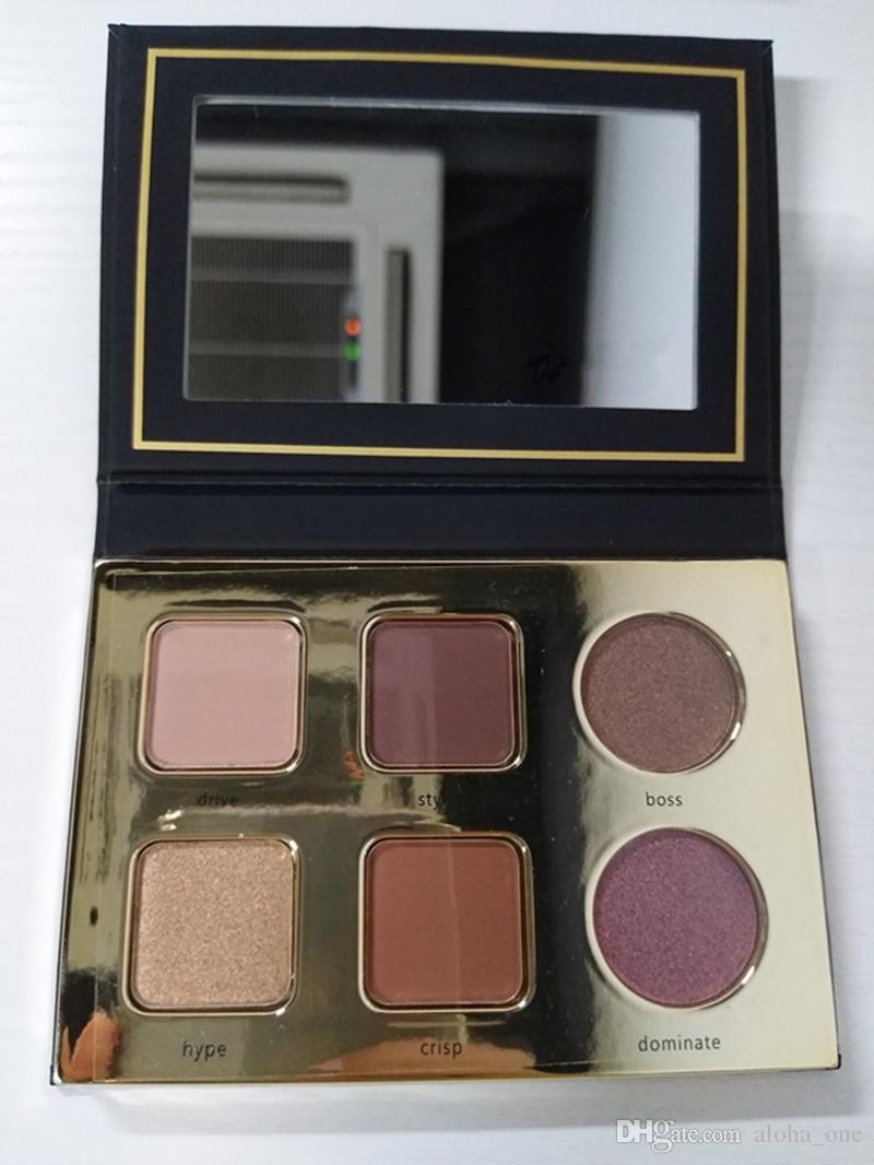 Neue Make-up Pro zum Mitnehmen Tonpalette 0,03 oz x6 Lidschatten 6 Farben Lidschatten-Palette