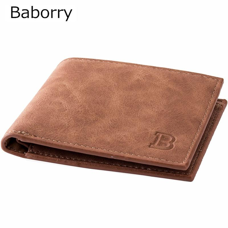 92cebf2ee68d Wholesale- Coin Bag zipper 2017 New men wallets mens wallet small money  purses Wallets New Design Dollar Price Top slim Men Wallet For Male