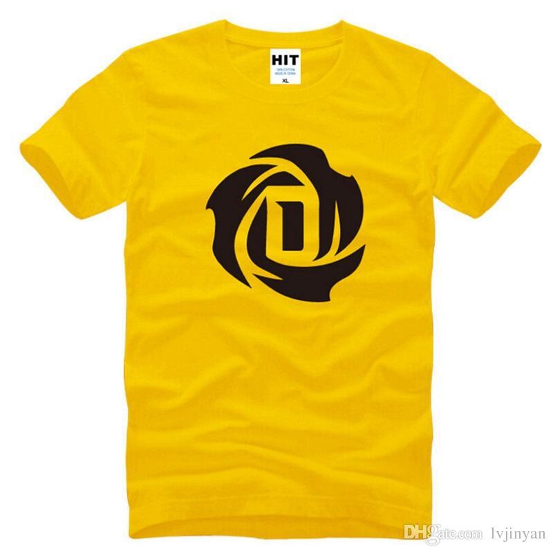 Estilo verão Derrick Rose T camisas Homens Moda Casual Algodão de Manga Curta de Basquete Masculino t-shirt Rose Tops Tee Roupas esportivas