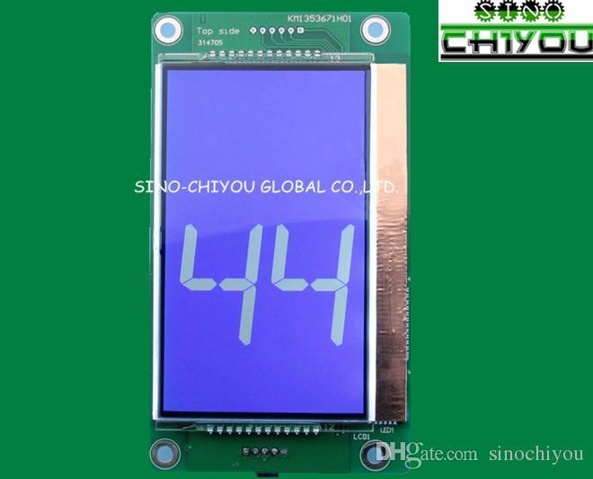 Modello KONE ascensori: KM1353670G01 // Scheda PCB display LCD da 4,3 pollici COP LOP /
