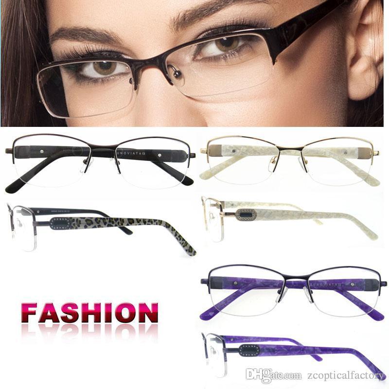 Compre Fabricantes De Los Marcos Ópticos En China Las Mujeres ...