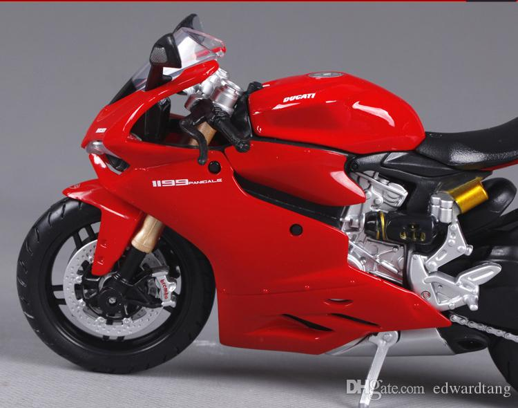 Alloy Motorcycle Models, Cassic Boy Vehicle&Car Toys, 1:12 Scale, High Simulation, for Kid' Party Birthday Gift, Collecting, Home Decoration