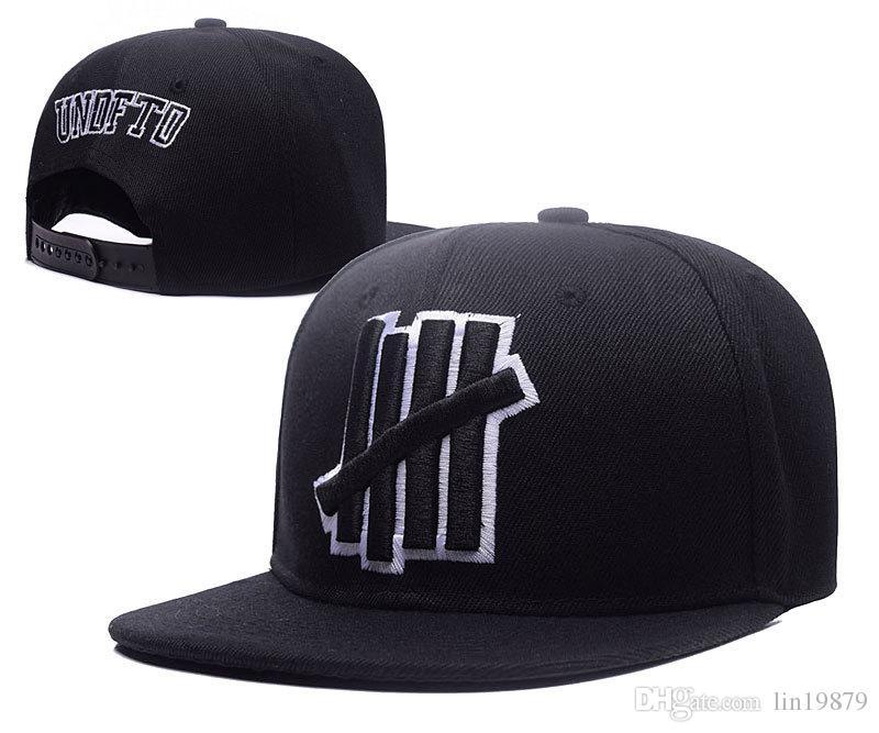 6cbf4712577 UNDEFEATED Baseball Caps Snapback Hats For Men Women Brand Sports Hip Hop  Bone Gorras Cheap Casquettes Caps Lids From Lin19879