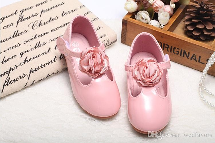 most hot sale popular female baby shoes flower T shoes Girls' Shoes Kids' Accessories Wholesaler free shipping