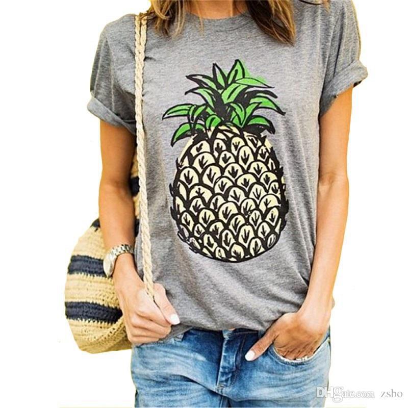 Kadın t-shirt Yeni Marka Boy Casual Yaz Tasarımcı Gri Yuvarlak Boyun Kısa Kollu Baskı Artı Boyutu kadın T-Shirt NV31 RF