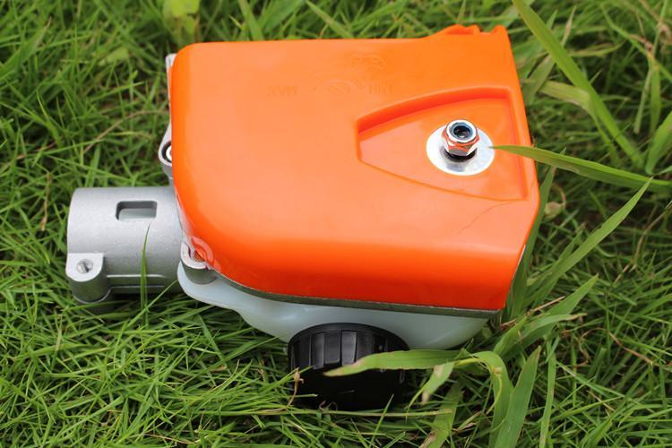 Kutup testere 26 MM 9 T X 8 MM dişli kafa çalışma kutusu kutusu evrensel bahçe güç ekipmanları araçları için