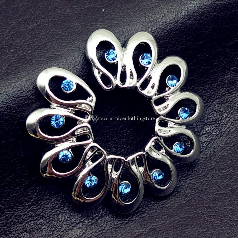 New /316L Stainless Steel Non Piercing Clip On Flower Designing Nipple Ring Christmas gifts
