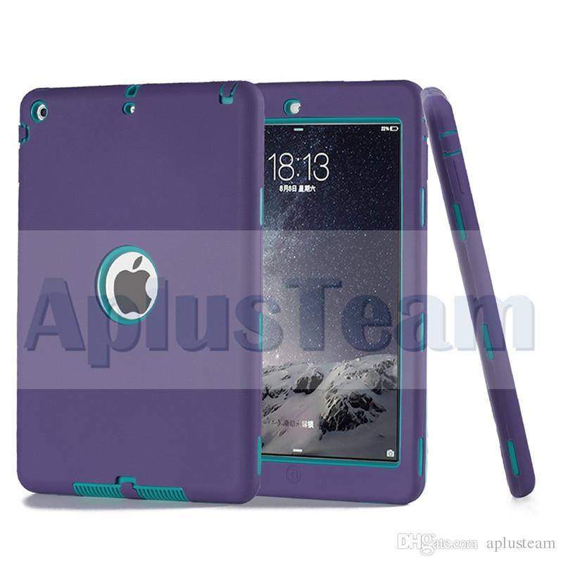 3 em 1 caso para ipad air 2 tablet pc 9.7