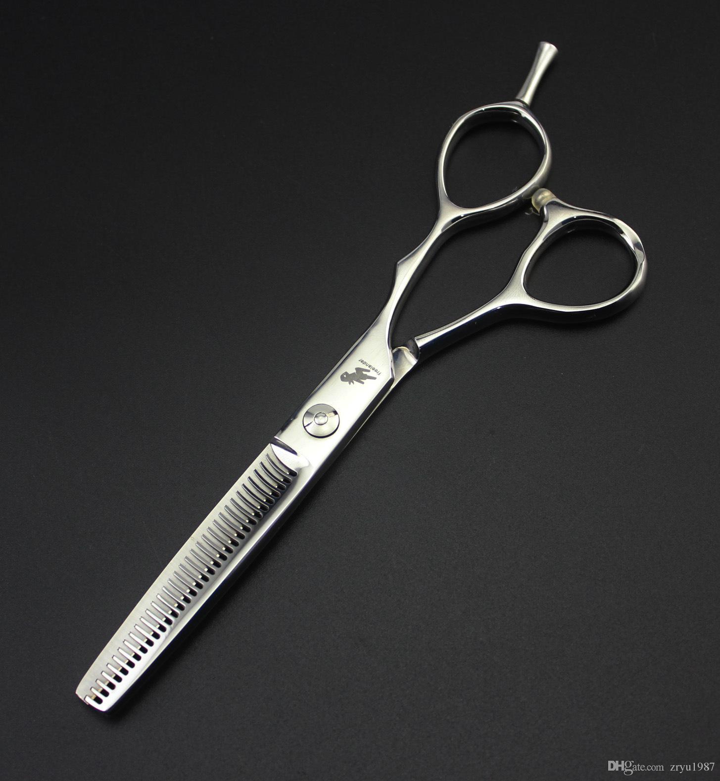 6 Inch Professional Hairdressing Scissors Hair Thinning Scissor cutting sicssor Barber Hairdresser Tool Salon Equipment