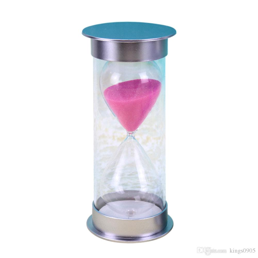 20 minutes hourglass sandglass timer acrylic home kitchen gifts