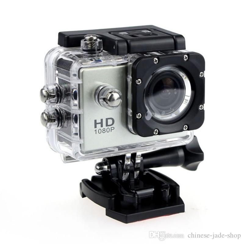 SJ4000 Sports Camera Waterproof 1080P Full HD 12MP Sports Action Recorder Bicycle Helmet 30m Diving Without TF Memory