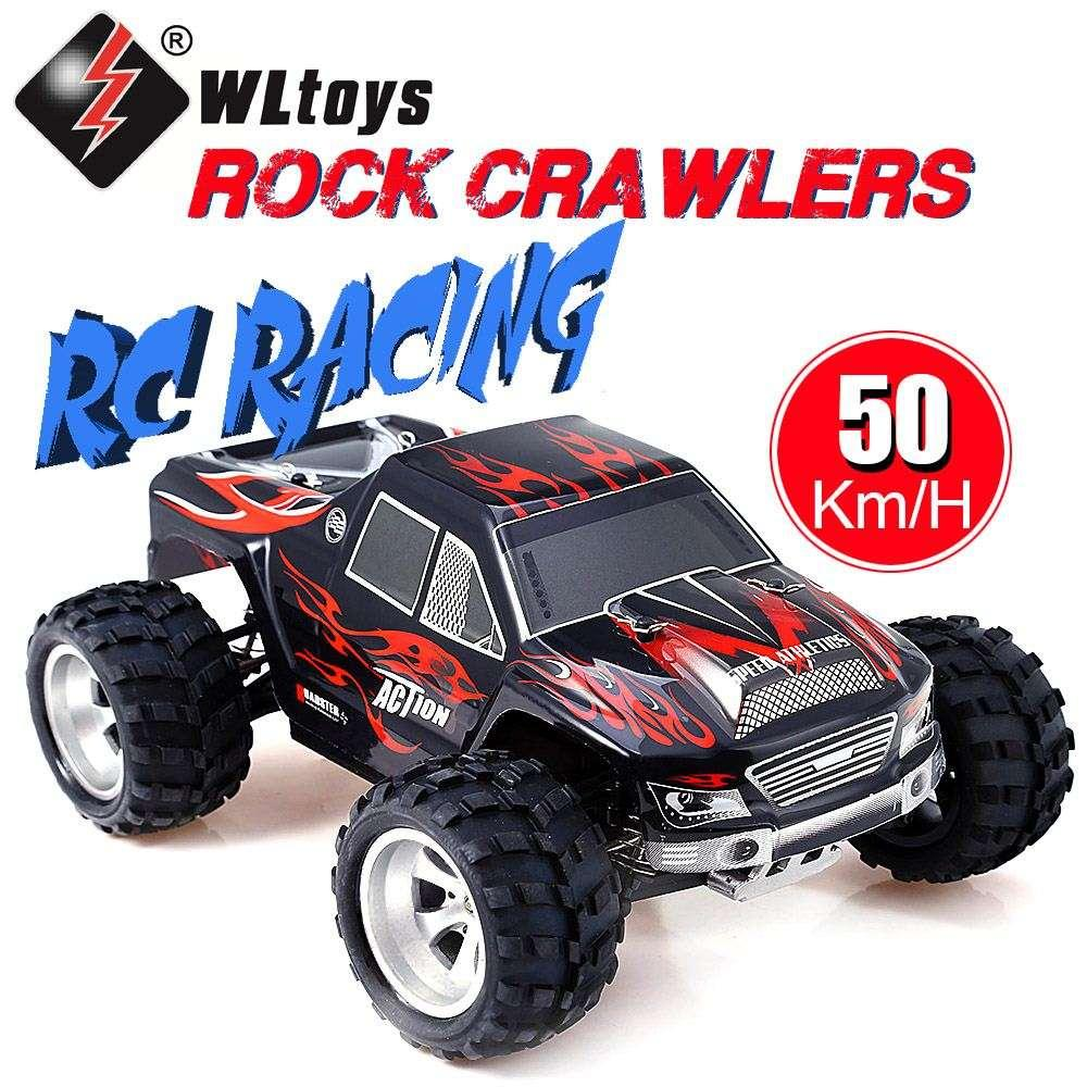 Wltoys A979 1 18 24g 4wd Remote Control Car 50kmh High Speed Racing Tiny Rc Cars Transmitter And Charger Circuit 2 X Aa Cell 27mhz Truck Toy For Children Buy From Jiekeyi20170306