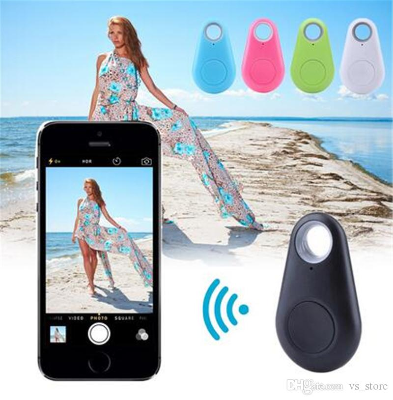 Bluetooth Tracker Bag Wallet Key Pet Smart Finder Mini anti-lost tracker GPS Locator Alarm Build-in Google map to search for your lost item
