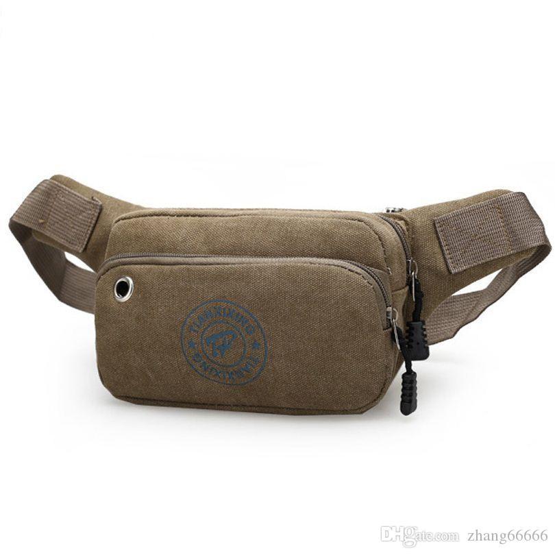 5f92d5923b667 Satın Al Popüler Erkek Bel Paketleri Rahat Fanny Paketi Unisex Bel Çantası  Moda İşlevli Çanta Mini Kemer Çantası Erkekler Seyahat Çanta HB120, ...