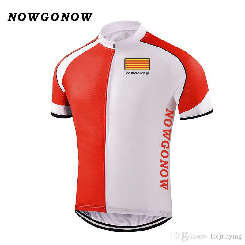 9de32c54a If you need to customize your own brand and logo or name. Please contact  us. Man 2017 cycling jersey spain ...