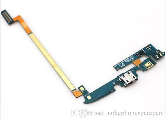 OEM Carregamento Porta Doca USB Conector Flex Cable Samsung Galaxy S4 Ativo I537