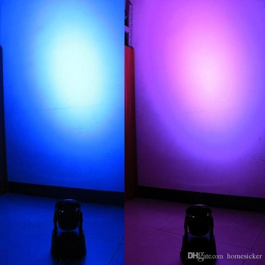 Il nuovo fasci di luce a mini sette shake ha portato l'illuminazione del palco della barra KTV a colori