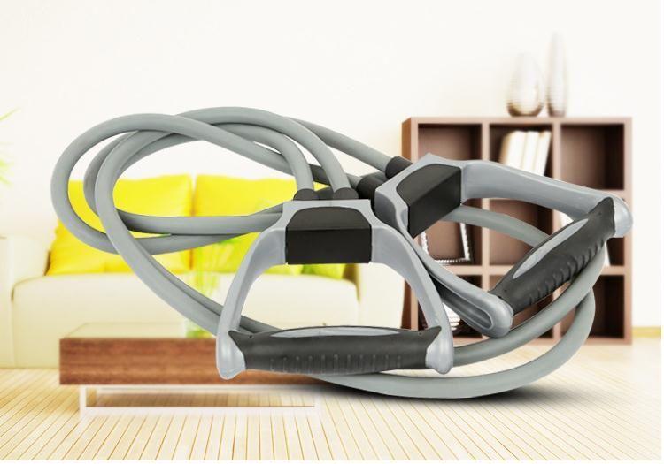Atacado Household Tension rope látex peito poder cinto de Fitness braço aparelho Exercício equipamentos de ginástica frete grátis