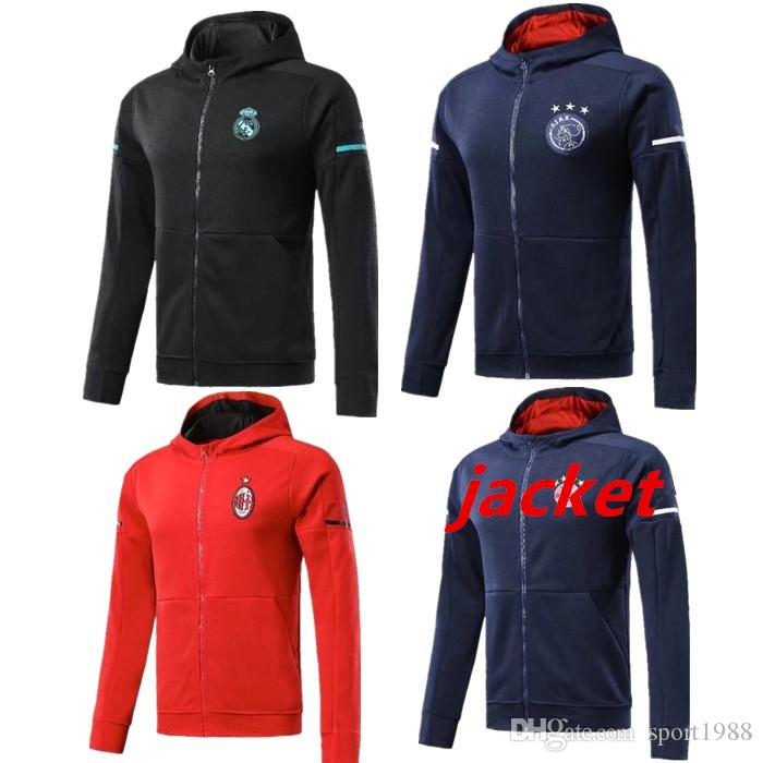 real madrid fc jacket on sale   OFF53% Discounts da456d935