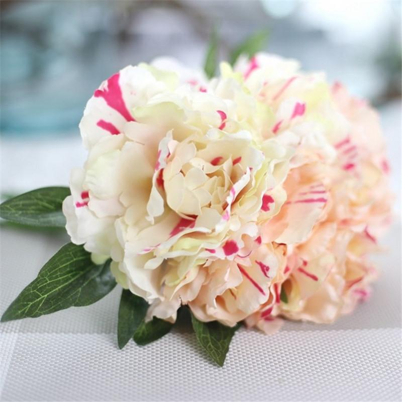Wholesale artificial flowers peony chinese silk fake flower floral wholesale artificial flowers peony chinese silk fake flower floral garden blue peony bouquet wedding bridal bouquets home decoration artificial mightylinksfo