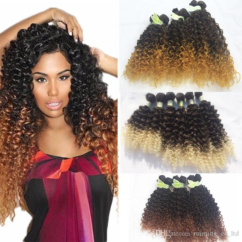 Best Good Feedback Synthetic Hair Weaving One Pack Water Wave