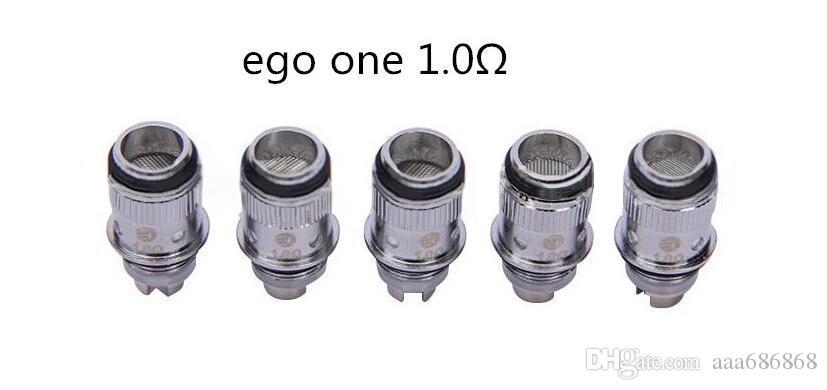 Vaporizador de cigarrillos electrónico Bobinas Ego una pequeña ares 2 pequeñas ares S vt cmini 75 60w núcleo atomizador instock Venta caliente y alta calidad