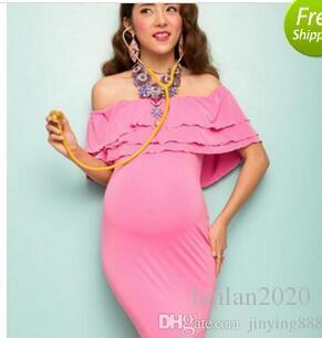 bdbbc6a99a0 2017 New Photography Pregnant Women Clothing Studio Photography Maternity  Dress Pregnant Women Clothes Take Pictures Pregnant Women Clothing  Photography ...