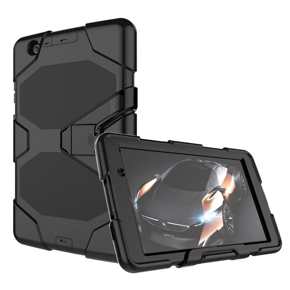 Military Heavy Duty ShockProof Rugged Impact Hybrid Tough Armor Case for LG Gpad 2 V498 V495 Gpad 3 V525 V520