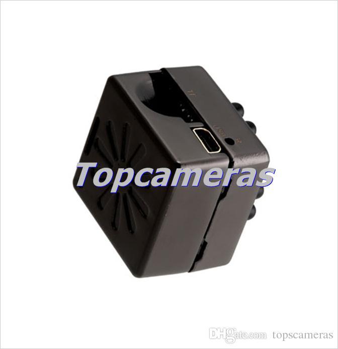 Mini DV SQ10 HD 1920x1080 P 720 P Gravador de Vídeo de Voz Com Visão Noturna Infravermelha IR Digital Pequena Câmera filmadora