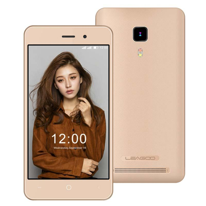 LEAGOO Z1 Z1C Android 6.0 Cell Phone